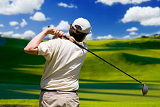 <p>Green Fee for the 27-hole golf course at Kr&aring;klund, including overnight stay in double room.</p>